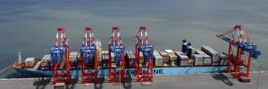 Quay Crane Container Operation