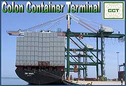Colon Container Terminal (CCT) Panama
